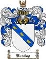 Thumbnail Harding-2 Family Crest Harding-2 Coat of Arms Digital Download