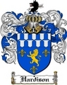 Thumbnail Hardison Family Crest  Hardison Coat of Arms