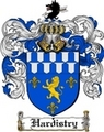 Thumbnail Hardistry Family Crest  Hardistry Coat of Arms
