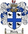 Thumbnail Hardy Family Crest Hardy Coat of Arms Digital Download