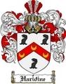 Thumbnail Haridine Family Crest  Haridine Coat of Arms