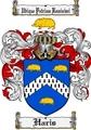Thumbnail Haris Family Crest  Haris Coat of Arms