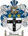 Thumbnail Harman Family Crest  Harman Coat of Arms