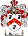 Thumbnail Harnden Family Crest  Harnden Coat of Arms