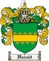 Thumbnail Harold Family Crest Harold Coat of Arms Digital Download