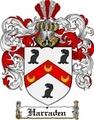 Thumbnail Harraden Family Crest  Harraden Coat of Arms