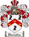 Thumbnail Harradine Family Crest  Harradine Coat of Arms