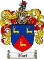 Thumbnail Hart Family Crest Hart Coat of Arms Digital Download