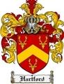 Thumbnail Hartford Family Crest Hartford Coat of Arms Digital Download