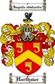 Thumbnail Harthawr Family Crest  Harthawr Coat of Arms