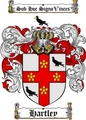 Thumbnail Hartley Family Crest / Hartley Coat of Arms