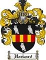Thumbnail Harward Family Crest Harward Coat of Arms Digital Download
