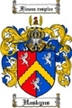 Thumbnail Haskyns Family Crest Haskyns Coat of Arms Digital Download