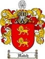 Thumbnail Hatch Family Crest / Hatch Coat of Arms