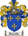 Thumbnail Hatcliffe Family Crest Hatcliffe Coat of Arms Digital Download