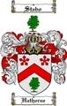 Thumbnail Hathorne Family Crest  Hathorne Coat of Arms