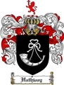 Thumbnail Hathway Family Crest  Hathway Coat of Arms