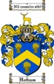 Thumbnail Hattans Family Crest  Hattans Coat of Arms
