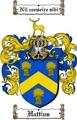 Thumbnail Hattins Family Crest  Hattins Coat of Arms