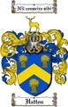 Thumbnail Hatton Family Crest  Hatton Coat of Arms