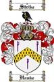 Thumbnail Hauke Family Crest  Hauke Coat of Arms