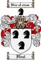 Thumbnail Haul Family Crest  Haul Coat of Arms