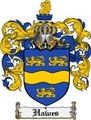 Thumbnail Hawes Family Crest Hawes Coat of Arms Digital Download