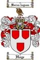 Thumbnail Haye Family Crest  Haye Coat of Arms
