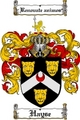 Thumbnail Hayse Family Crest  Hayse Coat of Arms