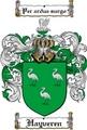 Thumbnail Hayveren Family Crest  Hayveren Coat of Arms