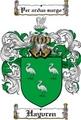 Thumbnail Hayvren Family Crest  Hayvren Coat of Arms