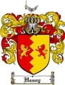 Thumbnail Heany Family Crest  Heany Coat of Arms
