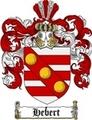 Thumbnail Hebert Family Crest  Hebert Coat of Arms