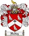 Thumbnail Hedley Family Crest Hedley Coat of Arms Digital Download