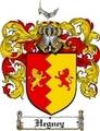 Thumbnail Hegney Family Crest  Hegney Coat of Arms