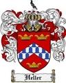 Thumbnail Heller Family Crest Heller Coat of Arms Digital Download