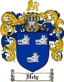 Thumbnail Hely Family Crest  Hely Coat of Arms