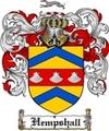 Thumbnail Hempshall Family Crest  Hempshall Coat of Arms