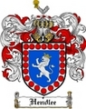 Thumbnail Hendlee Family Crest  Hendlee Coat of Arms