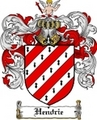 Thumbnail Hendrie Family Crest  Hendrie Coat of Arms
