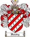 Thumbnail Hendry Family Crest  Hendry Coat of Arms