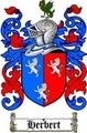 Thumbnail Herbert Family Crest  Herbert Coat of Arms