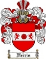 Thumbnail Herrin Family Crest  Herrin Coat of Arms