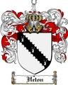 Thumbnail Heton Family Crest  Heton Coat of Arms