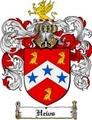 Thumbnail Hews Family Crest  Hews Coat of Arms