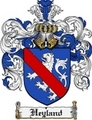 Thumbnail Heyland Family Crest Heyland Coat of Arms Digital Download