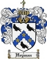 Thumbnail Heyman Family Crest Heyman Coat of Arms Digital Download