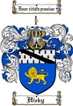 Thumbnail Hicky Family Crest  Hicky Coat of Arms
