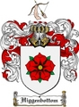 Thumbnail Higgenbottom Family Crest  Higgenbottom Coat of Arms