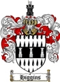 Thumbnail Higgins Family Crest / Higgins Coat of Arms